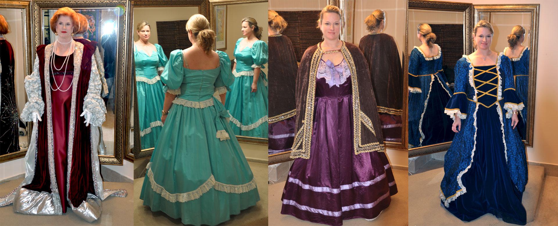 Antebellum Dresses - New Orleans Costume Company