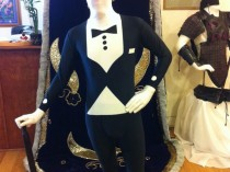 Tuxedo Body Suit