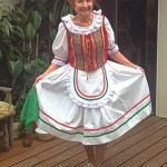 Hungarian Dance Costume